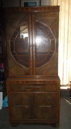Vintage Deco Cabinet