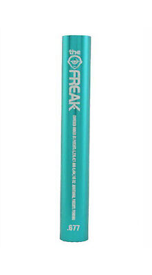 Gog Smart Parts Aluminum Freak Insert 0.677 New Barrel System Teal Paintball