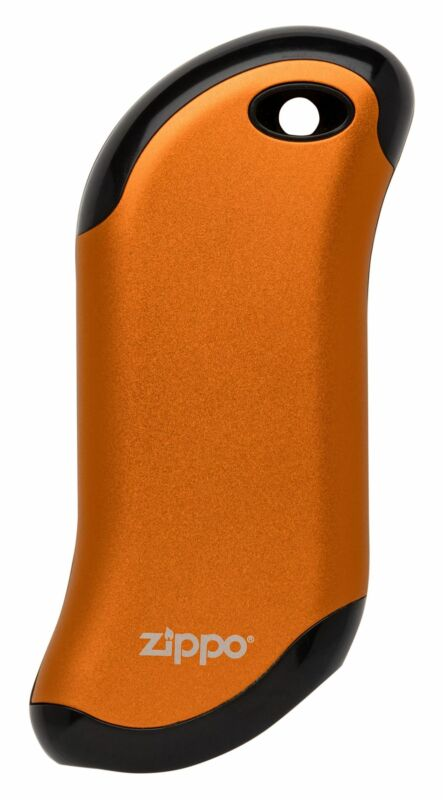 Zippo Orange Heatbank 9s Rechargeable Hand Warmer, 40578