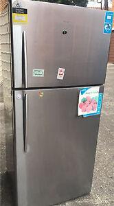 526L large size stainless steel fridge freezer Yennora Parramatta Area Preview