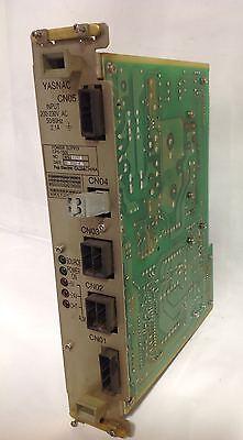 Yaskawa 200-23vac 2.1a Yasnac Power Supply Cps-150f W9j61083