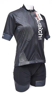 Donkey Label Women s skratch LABS SS Cycling Kit XL XLARGE Black Road MTB  Bike 2bb537576