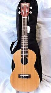Mojo MTU-70SP Acc/Elec Solid Top Tenor Ukulele Burwood East Whitehorse Area Preview