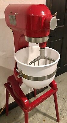 Hobart 20 Quart Commercial Stand Mixer With Accessories