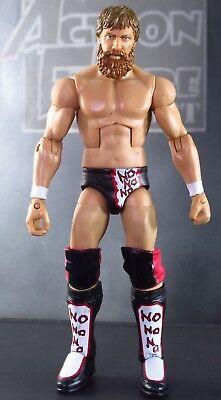 DANIEL BRYAN Best of PPV WWE Pro Wrestler Mattel WRESTLING 6