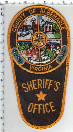 Albemarle County Sheriff