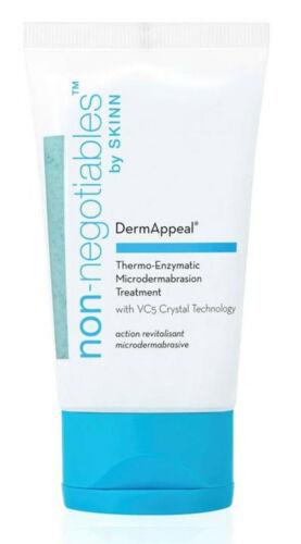 Skinn Dermappeal Microdermabrasion Treatment w/ VC5 Crystal Technology  2 oz New