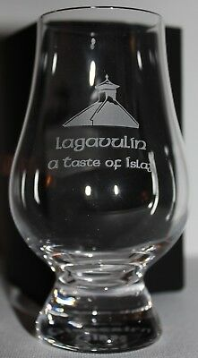 LAGAVULIN PAGODA TOP GLENCAIRN SCOTCH WHISKY TASTING GLASS segunda mano  Embacar hacia Argentina