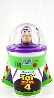 Toy Story Cup (New Cinemark Toy Story 4 Buzz Lightyear Sipper Cup With Extendable)