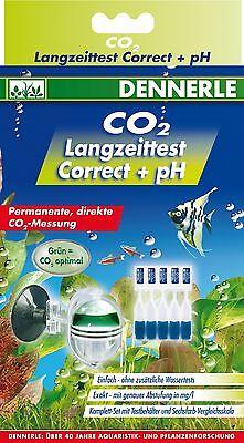 Langzeittest (Dennerle CO2 Langzeittest Correct +pH  24 Std. Versand)
