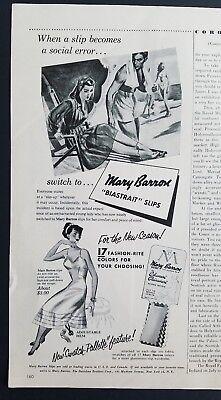 1953 Damen Mary Barron Biastrait Einschub wenn Becomes A Sozial Fehler Anzeige online kaufen