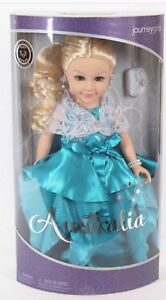"18"" Holiday Journey Girl doll"