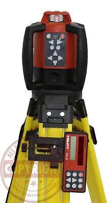 Hilti Pr25 Rotary Laser Level Transit Topcon Trimble Spectra