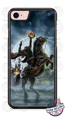 Sleepy Hallow Halloween (Halloween Headless Horseman Sleepy Hallow Phone Case Cover for iPhone Samsung)