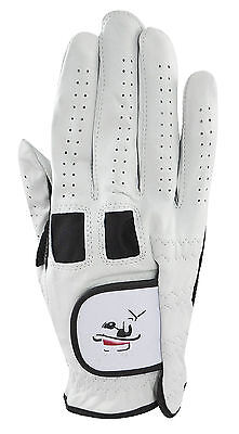 Golf Glove Training Aid (New Leadbetter Correct Grip MRH Training Aid Mens Golf Glove For LH)