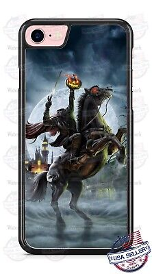 Headless Horseman Scary Halloween Phone Case for iPhone Samsung LG Google etc](Halloween Phone)