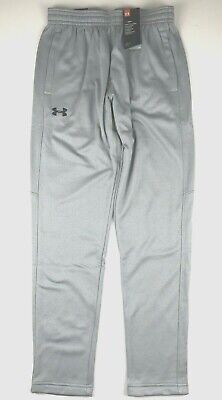 Under Armour Mens XL Gray Coldgear Tapered Leg Fleece Sweatpants NWT  Under Armour Mens Coldgear Leggings