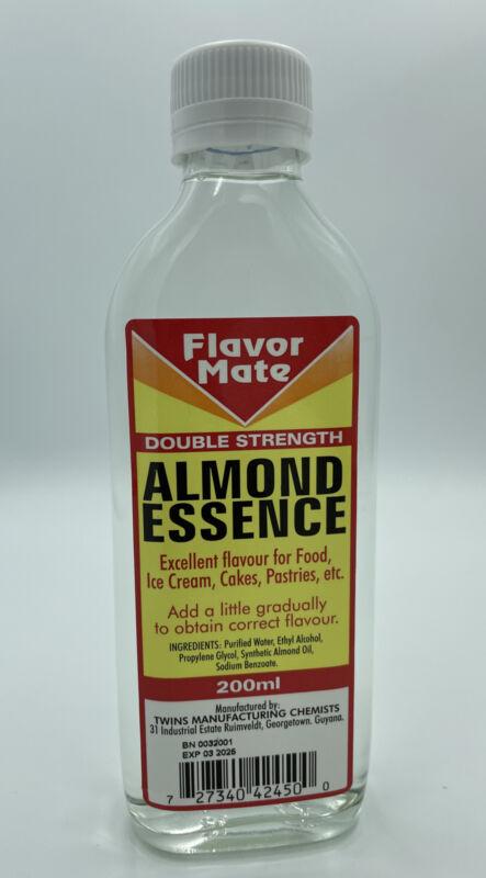 Flavor Mate Double Strength Almond Essence