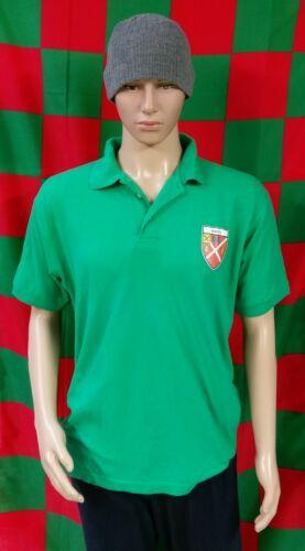 County Mayo GAA (Ireland) Gaelic Football Polo Shirt (Adult Medium)