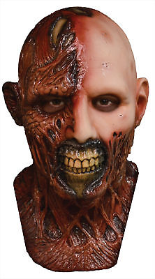 Horror Movie Characters Halloween Costumes (Darkman Latex Adult Mask Superhero Horror Movie Character Head Costume)