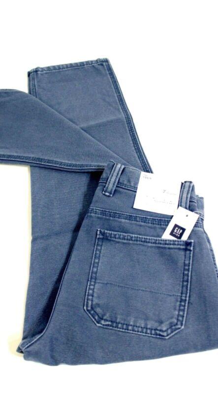 Gap Boy Cargo Pants Size 6 Blue Cargo Jeans