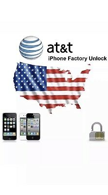 AT&T Premium Unlock Service All iPhones - X 8 7 Plus  6 6s6+SE5c5s5 Read! Deals!](iphone 5c deals unlocked)