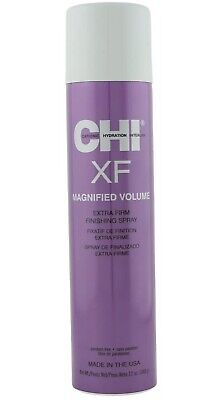 CHI Magnified Volume Extra Firm Finish Spray 12 oz. Extra Firm Finishing Spray