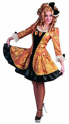 Exclusives Kleid Barock Kostüm Rokoko Barockkleid Gr.40/42 Maskenball Fasching