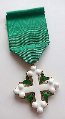 Königreich Sardinien Ritterorden der heiligen Mauritius und Lazarus Ritterkreuz
