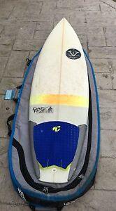 Surfboard & cover Tewantin Noosa Area Preview