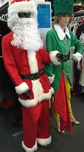 Santa suit, elves, helpers and Mrs Claus costumes available for hire! Wangara Wanneroo Area Preview