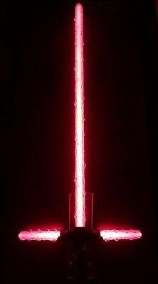 CUSTOM STAR WARS FLAME BLADE LIGHTSABER COVERS for KYLO REN FORCE FX BS - Star Wars Saber Sword