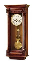 620-196 HEW HAVEN HOWARD MILLER WALL CLOCK WITH WESTMINSTER CHIMES 620196