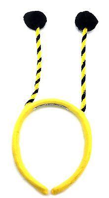 Great Pretendear Yellow Bumble Bee Headband Fun Party Colorful Celebration - Party Hat Headband