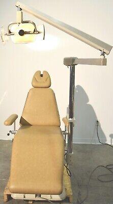 Boyd S-2615 Dental Tattoo Chair With Adec 6300 Dental Light