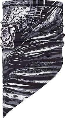 BUFF® Tech Fleece Bandana Erwachsene Schlauchschal Tiger Grey ()