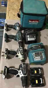 Makita 18V Tools
