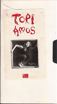 tori amos silent all these years video vhs limited edition