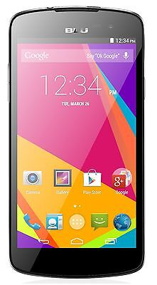 BLU Studio X Plus D770u Unlocked GSM Certified Cell Phone - Black