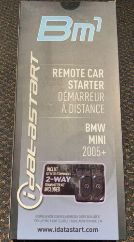 iDatastart ADS-BM1 T-Harness Remote Start for Select BMW & Mini Cooper 2005-2016