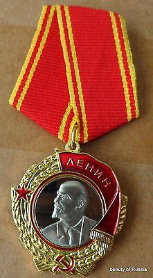 SOVIET order of Lenin USSR /CCCP/ excellent copy #2