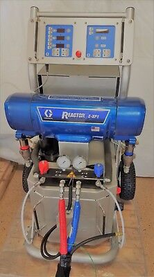 Used 2016 Graco Exp-1 Reactor 10 Whip