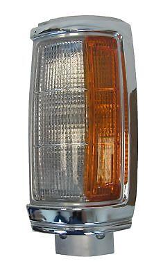 Front LH Corner side indicator lamp chrome light Mitsubishi L200 K22 N/S pickup