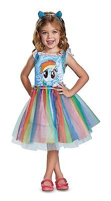 Toddler My Little Pony Rainbow Dash Costume