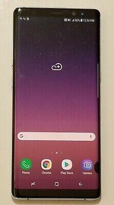 Samsung Galaxy Note8 SM-N950U 64GB Gray (Verizon) DeadPixel ScreenBurn #310UR