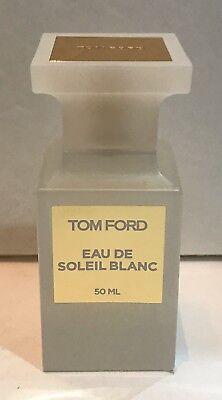 Tom Ford Eau de Soleil Blanc Spray 1.7 oz / 50 ml New Unboxed