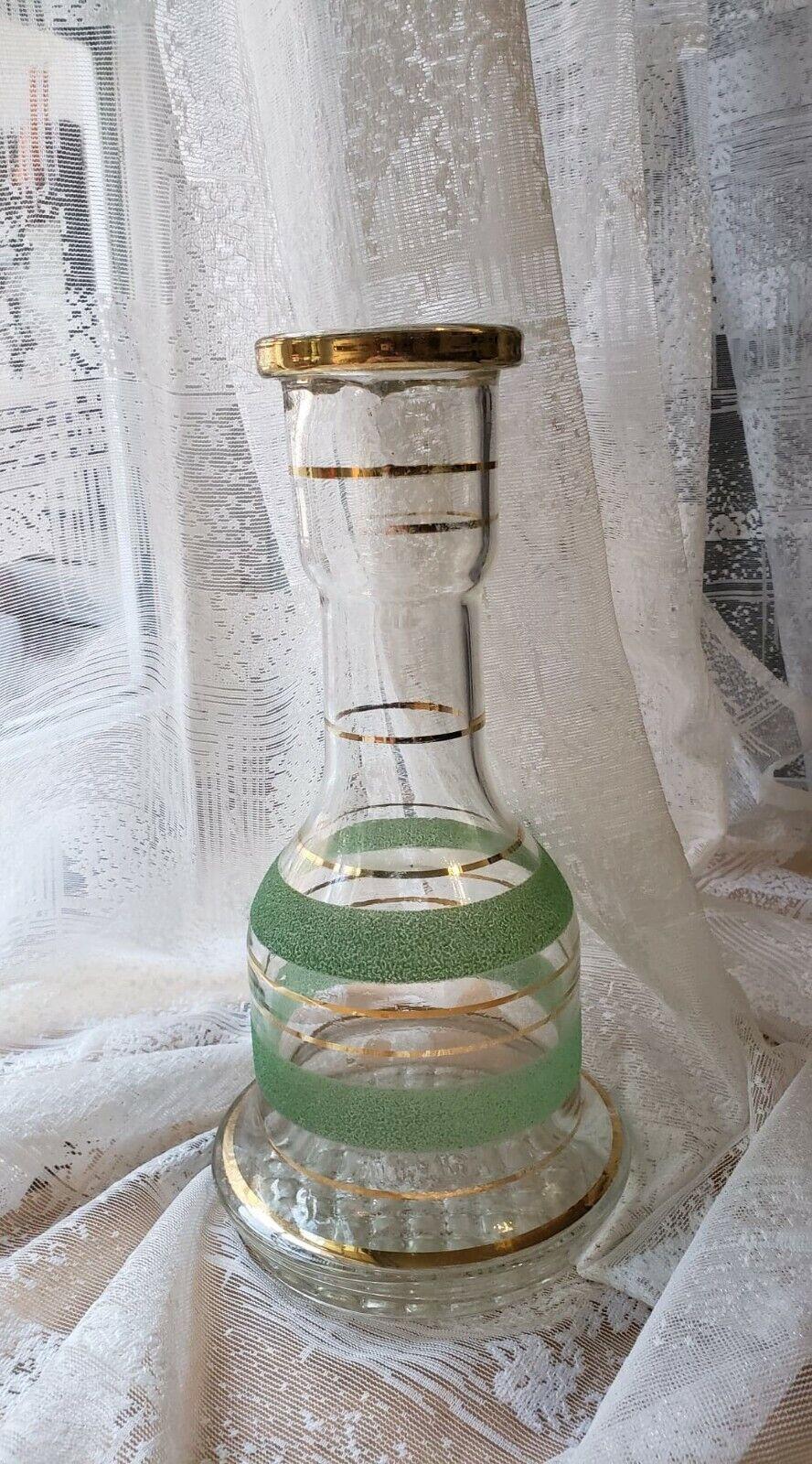 Vase chicha khalil mamoon base de narguilé