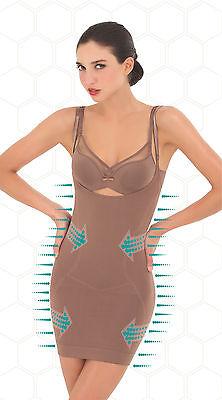 Miderkleid Shaping Kleid Miederbody Miederrock Bodydress Figurformer Shapewear