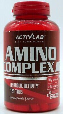 2 x  Amino Complex BCAA 2 x 120 Kapseln Standard Activlab
