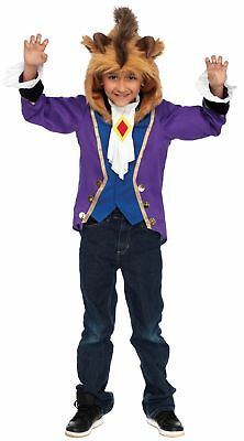 Beast Child Boys Costume Disney Beauty and the Beast Halloween](Boys Beauty And The Beast Costume)